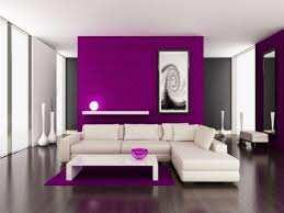 Dark Purple Living Room Decor Decorating Rooms With Simple Design House Interior Pictures