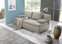 dauerschläfer sofa beige neu