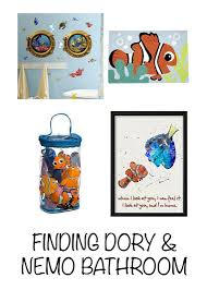 Finding Nemo Bathroom Theme by Disney Decor And Gift Ideas To Infuse Magic Into Every Day