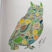 Millie Marottas Animal Kingdom DWB 2015 My Gallery Adult ColoringColoring BooksColouringDrawing