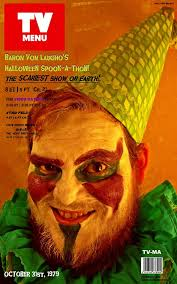 Wnuf Halloween Special Imdb by The Horrors Of Halloween Baron Von Laugho U0027s Halloween Spook A