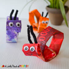 Spiral Snail Newspaper Kids Craft An Easy For To Paint And Create