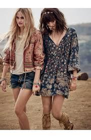 How To Wear Bohemian Style Boho Chic Fashion