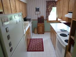 1960s Small Galley Kitchen Remodeled BEFORE And AFTER