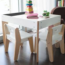 P'kolino Modern Toddler Table And Chairs - White ... High Quality Cheap White Wooden Kids Table And Chair Set For Sale Buy Setkids Airchildren Product On And Chairs Orangewhite Interesting Have To Have It Lipper Small Pink Costway 5 Piece Wood Activity Toddler Playroom Fniture Colorful Best Infant Of Toddler Details About Labe Fox Printed For 15 Childrens Products Table Ding Room Cute Kitchen Your Toy Wooden Chairs Kids Fniture Room