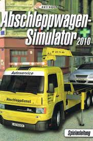 Tow Truck Simulator 2010 (2010) Windows Box Cover Art - MobyGames