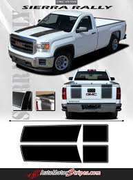 2014-2018 GMC Sierra Stripes Rally Hood Decals Truck Vinyl Graphics ... Photo Gallery Chevy Gmc 2014 Sierra 1500 All Terrain Used Sierra 4 Door Pickup In Lethbridge Ab L Slt 4wd Crew Cab First Test Motor Trend Suspension Maxx Leveling Kit On Serria Youtube Zone Offroad 65 System 3nc34n 42018 Chevrolet Silverado And Vehicle Review Lifted By Rtxc Winnipeg Mb High Country Denali 62 Heavy Duty Trucks For Sale Ryan Pickups Page 2 The Hull Truth Boating Fishing Forum