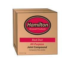 Hamilton Red Dot All Purpose Joint pound 3 5 Gallon Box at