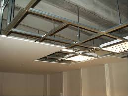 Usg Ceiling Grid Paint by How To Install Drop Ceiling Grid Modern Ceiling Design