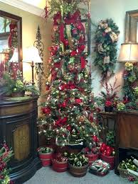 Skinny Christmas Tree Trees Decorated Ii 1 2 Google White 7 Ft Slim