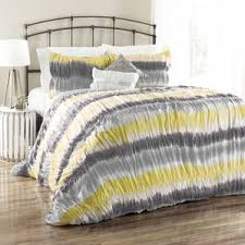 blue tie dye comforter wayfair