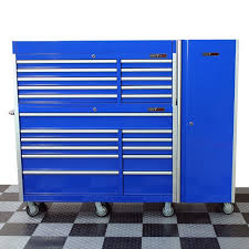 56 tool vault 21 drawer tool cabinet w top chest side cabinet