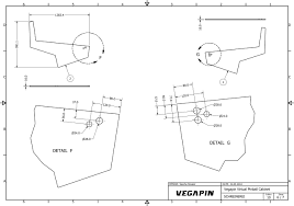 Mame Cabinet Plans Download by Unconventional Design Vegapin Page 2 Virtual Pinball Cabinets
