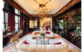 100 Nyc Duplex Apartments Tommy Hilfiger Discounts His Dramatic Plaza StreetEasy