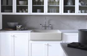 Kohler Whitehaven Sink Scratches by Select The Sink That U0027s Perfect For Your Kitchen Buffalo Plumbing