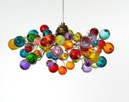 Bubbles Light Lighting Ceiling Pendant Multicolored For Kitchen Island