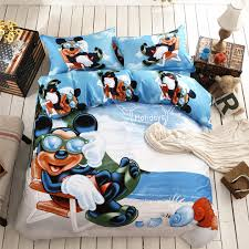 mickey mouse bet set twin and queen size ebeddingsets