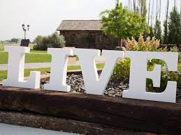 Foam Letters Big Letters in Any Font