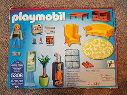 playmobil wohnzimmer 5308
