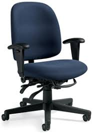 Extended Height Office Chair by Global Total Office