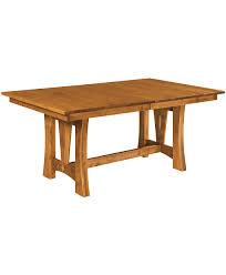 Sierra Amish Trestle Table