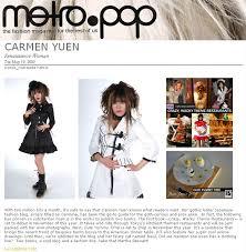 POP Magazine Alternative Womens Fashion LA Style Art Music Metropop