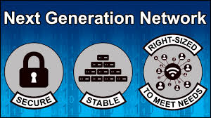 next generation network project information technology systems