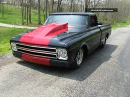 72 Chevy C10 Pro Street Truck   67-72 CHEVY TRUCK   Pinterest   72 ... 6772 Chevy Truck Seat Cover Ricks Custom Upholstery 1967 C10 22 Inch Rims Truckin Magazine Are You Fast And Furious Enough To Buy This 67 383 Stroker Engine Chevrolet Ck 10 For Sale Classiccarscom Cc909965 1966 Short Bed C14 V8 66 65 64 Hot Rod Rat Billet Alinum 5 Vane Ac Vents With Black Bezel 72 Interior My Stepside Ricekiller White Trucks Fresh Snow On 24rims In Eccentric Mike Partykas Slamd Mag The 1970 Page What Problems To Look In Chevygmc Pickups