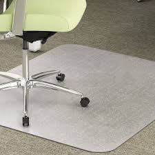 Es Robbins Chair Mat High Pile by Office Protects Low Pile Carpets And Any Floor With Office Chair