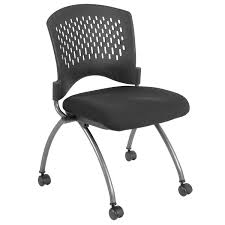 Folding Guest/Nesting Chair With Casters Ofm Moon Foresee Series Tablet Chair With Removable Plastic Seat Cushion Student Desk Black 339tp By Balt 66625 Nesting Education Solutions Mayline Thesis Flex Back Arms Qty 2 Strive Wallsaver Upholstered Loop Stack Folding Gunesting Casters Traing Classroom Chairs Carton Of Staticback Mulgeneration Knoll Stacking Base Ergonomic Side Remploy En10 Skid Pretty Office Zen Supplier Line