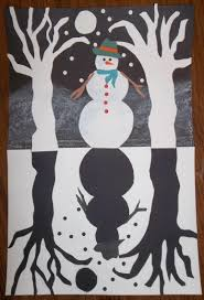 Winter Art And Craft Ideas For Kids