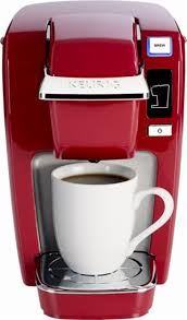 Keurig K Mini K15 Single Serve Cup Pod Coffee Maker Red 119251