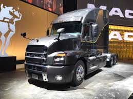 Revealing The New Mack Anthem - Vision Truck Group