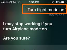 How to Switch iPhone to Flight Mode