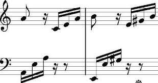 Musical Score Music As Medicine