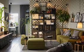 espaces partagés rangements intelligents ikea wohnzimmer