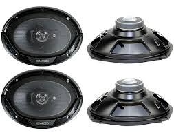 100 Best Truck Speakers Amazoncom 4 New Kenwood KFC6965S 6x9 800 Watt 3Way Car Audio