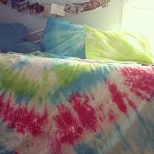 bedrooms tie dye bed set bohemian comforter sets tie dye bedding