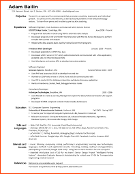 Hobbies And Interests On Resume Examples Pleasing Section With To Put Best