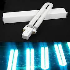 4 x 9w uv l light bulbs gel nail dryer replacement