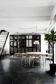 Excellent Ideas Black Wood Floors 3 Dark Types And 26 To Pull Them Off