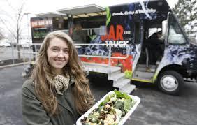 100 Healthy Food Truck Guide The Salad Bar The Buffalo News