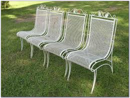 Vintage Russell Woodard Patio Furniture by Woodard Vintage Wrought Iron Patio Furniture Mkrs Info