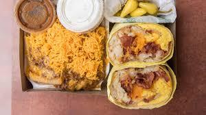 100 Taco Truck Pasadena How LAs Most Popular Breakfast Burrito Gets Made Hundreds Of Times