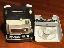 elmo vintage projectors and screens ebay