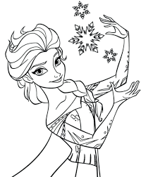 Free Printable Coloring Pages Frozen Fever Olaf See Images Interesting Pictures Print Large Size