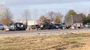 Serious Crash Reported On Interstate 55 Near Hamel IL | The ...