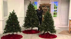 Bethlehem Lights 65 Trevor Pine Christmas Tree W Instant Power With Jill Bauer