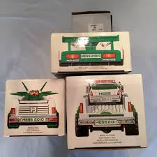 HESS TRUCKS 2009, 2010, 2011 Brand New In Boxes. Mint Condition ... Reviews Page 9 Words On The Word Super 2014 Hess Toy Truck Space Cruiser With Scout 50th Rays Trucks 2012 Colctibles Price List Glasses Bags Signs 1999 And Shuttle With Sallite N127 Ebay Elliott Pushes For Change Again Rightly So Bloomberg Martin Grams The Value Of Antique Shows Pricess Volvo Prices In India Family Medium Tactical Vehicles Wikipedia Storytime Janeil Hricharan Classic Toys Hagerty Articles