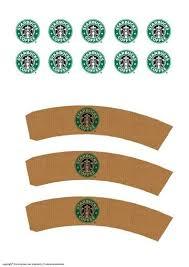 Starbucks Logo Template Printable